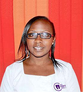 Mrs. Florence Njaria - Nurse