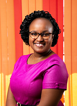 Ms. Esther Ngumo - General Manager