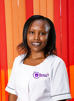 Ms. Hellen Wangui - Dental Assistant