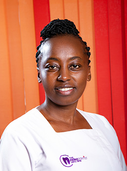 Mrs. Mary Munyambu - Dental Assistant